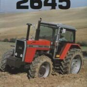 Massey Ferguson 2645 Tractor