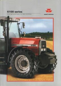 Massey Ferguson 6140 Tractor